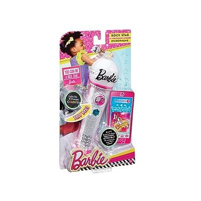 Barbie Rockin' Microphone