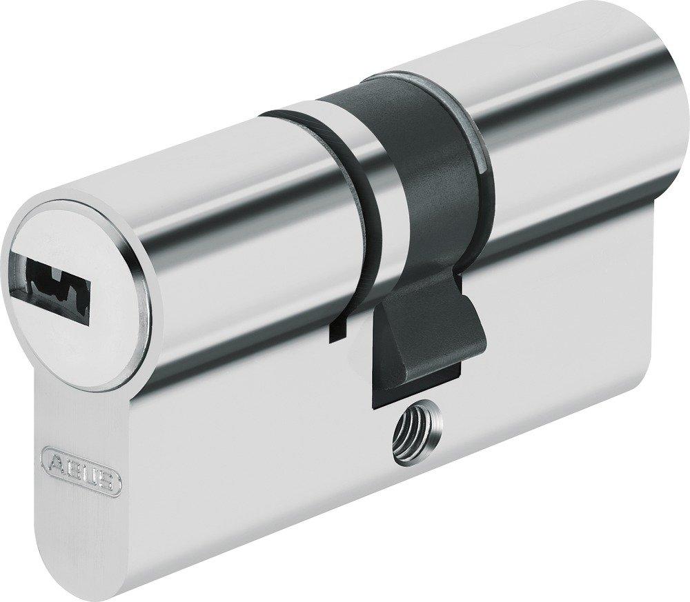 ABUS D6N40/40 Cylindre nickelé D6 40 x 40 mm 27068
