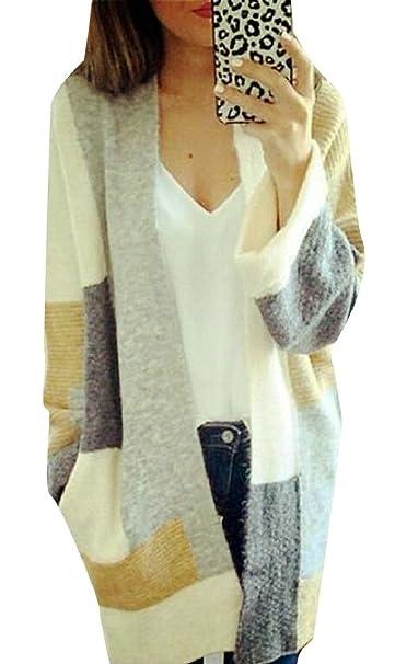 5400414dc9 xtsrkbg Womens Lightweight Cardigans Long Sleeve Open Front Cardigan  Sweaters 1 XS
