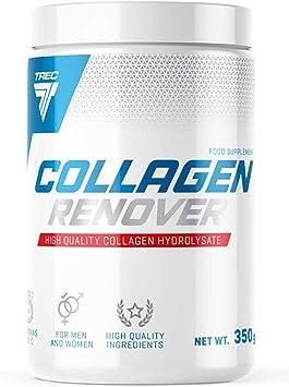 Colágeno Renover 350g Polvo | Removedor de arrugas | Recuperación y salud | Apoya el cabello Piel Uñas Músculos Huesos Articulaciones Cartílago ...