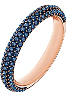 5ae5764e2 Swarovski Attract Trilogy Crystal Ring 5412031-50: Amazon.co.uk ...