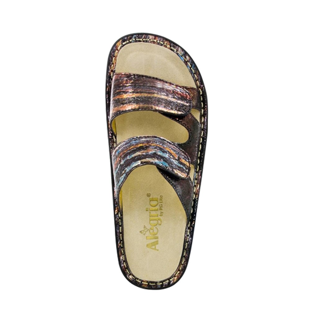 Alegria Womens Camille Slide Sandal Earthen Size 40 EU (10 M US Women) by Alegria (Image #4)