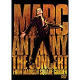 ANTHONY, MARC - THE CONCERT FROM MSG