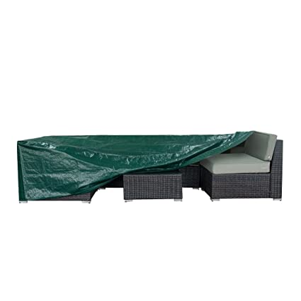 Amazon.com: Conjunto de muebles de patio, coismo Cover para ...