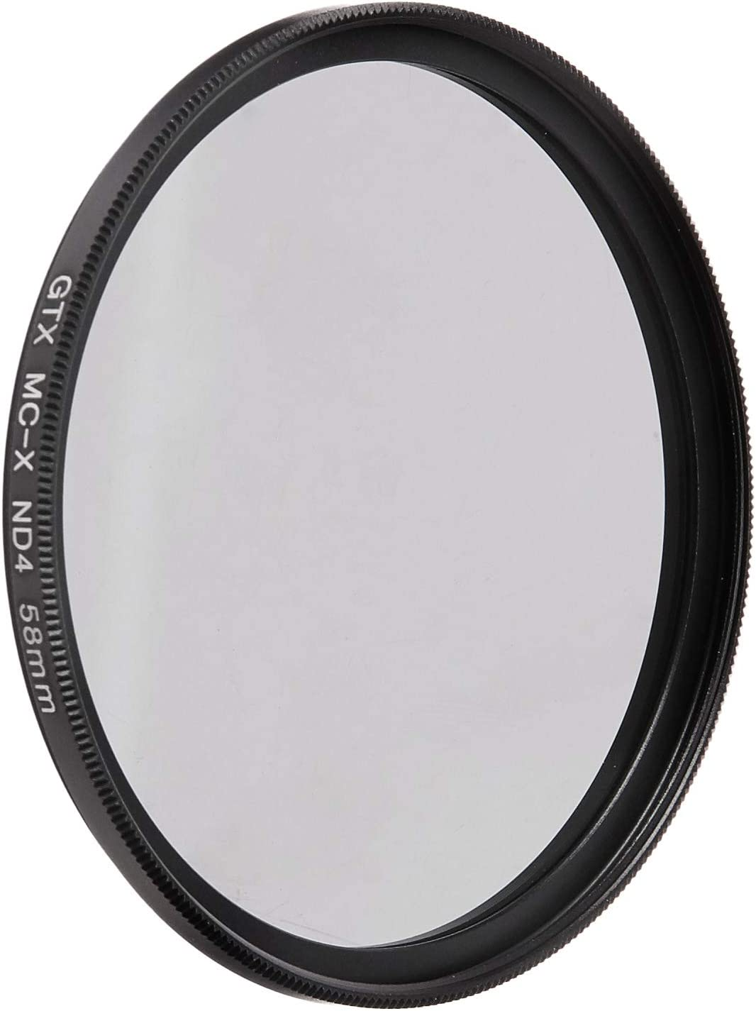Black GTX FILTERS GF-X//ND482 X Series ND4 82mm Camera Lens Neutral Density Filter