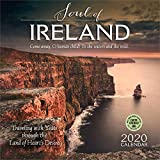 The Soul of Ireland 2020 Wall Calendar: Traveling with Yeats Through the Land of Heart s Desire