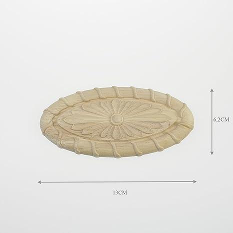 Laileya Staubsaugerd/üse Flacher Saugh/öhe Flexible verformbarer Schlauch Rohrinnendurchmesser 32mm Staubsauger-Zubeh/ör