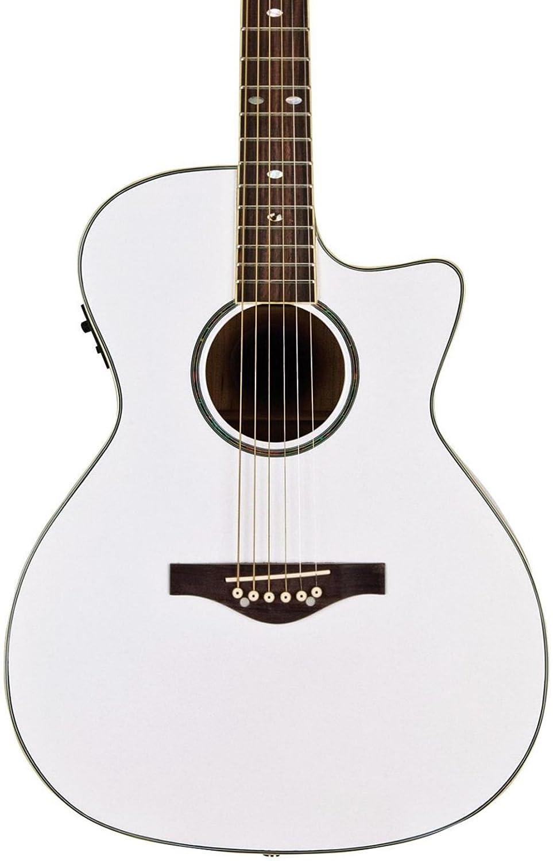 Daisy Rock Wildwood Electroacústica guitarra: Amazon.es: Instrumentos musicales