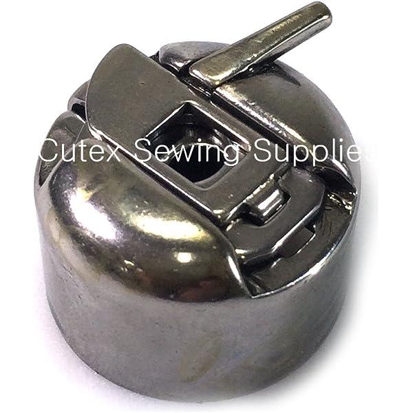 KUNPENG NEW SEWING MACHINE BOBBIN CASE for SINGER 31-15 331K CONSEW 30 130 # BC-31-15=62740 5