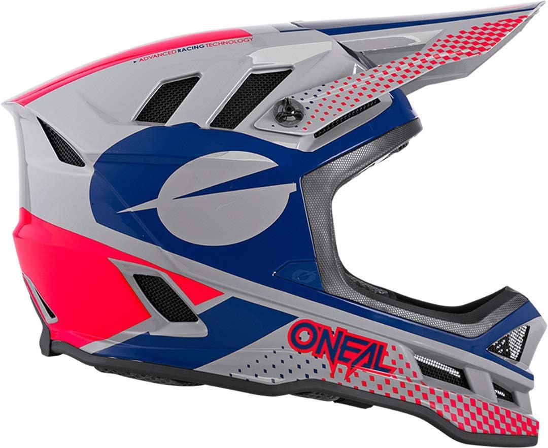 ONEAL Blade Polyacrylite ACE DH Fahrrad Helm schwarz//grau//gelb 2020 Oneal