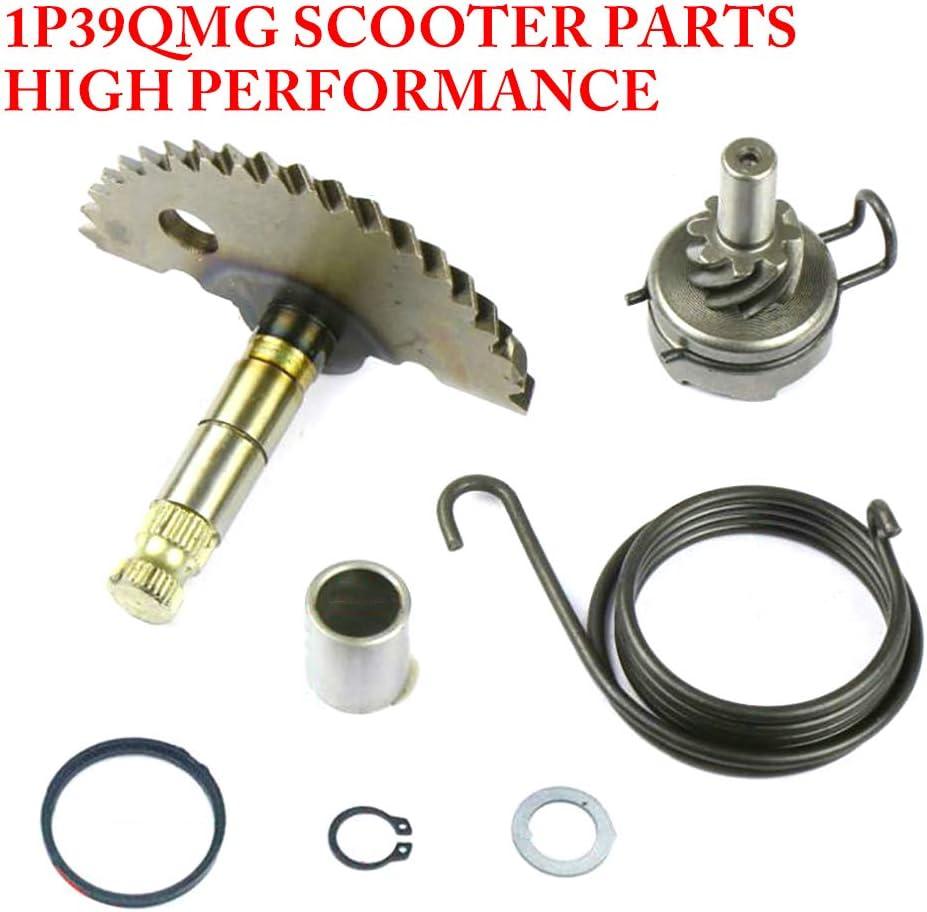 Fansport Starter Gear Kit Professional Start Eje Gear Scooter Parts