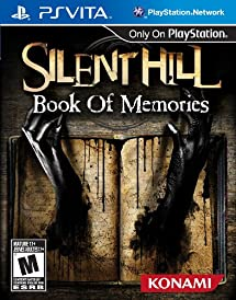Silent Hill: Book of Memories - PlayStation Vita