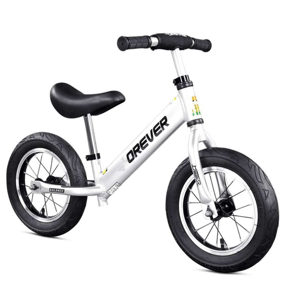 descuento de bajo precio B CHRISTMAD Equilibrio De Los Niños Niños Niños Pedal Bici Sin Seguridad Juguetes para Montar En Bicicleta Andadores para Niños Asiento Ajustable Edad 2-6 Años Viejo para Niños Equilibrio Juego De Bicicletas,B  muy popular