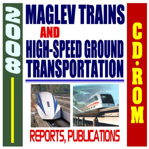 Amazon in: Buy 2008 High-Speed and Maglev Trains, Magnetic