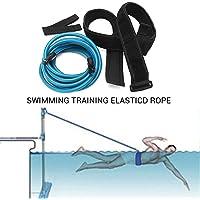Yissma Cinturón de Entrenamiento Bungee de natación Cinturón