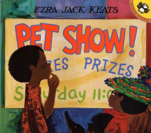 Books : Pet Show! (Picture Puffins)