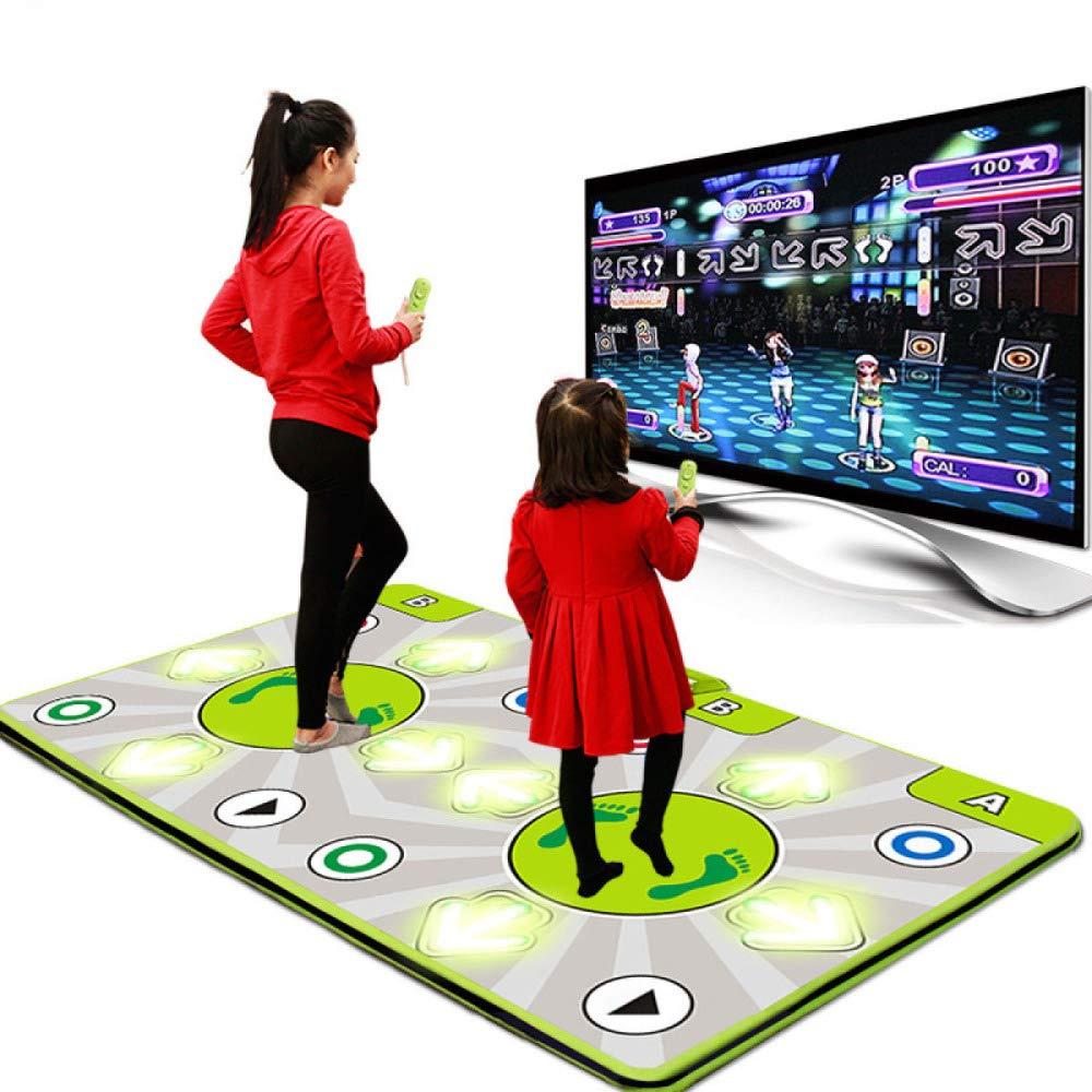 QXMEI Double 30MM Ultra-Thick Multifunctional Body Machine TV Dual-use Massage Dance Mat by QXMEI (Image #3)