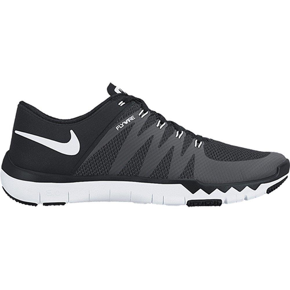 premium selection da0bd c6bd2 Nike Men's Free Trainer 5.0 V6 Training Shoe Black/Dark Grey/Volt/White  Size 12 M US