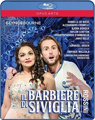 Rossini: Il Barbiere Di Siviglia (Blu-ray)