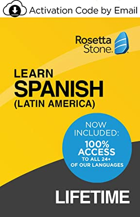 rosetta stone spanish free download full version windows 7