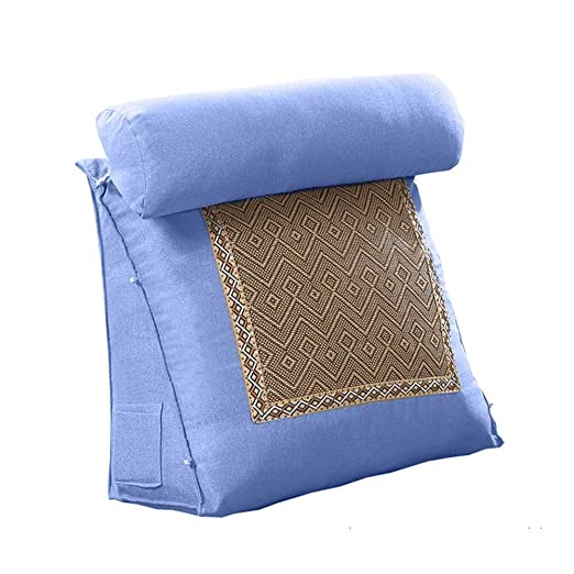 Suppemie - Cojín de Lino de algodón Perlado único para sofá ...