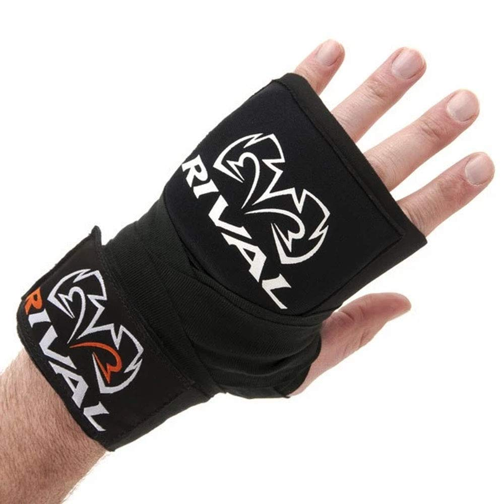 Rival Gel Wrap Adult Hand Wraps Gloves Protection Boxing MMA Kickboxing