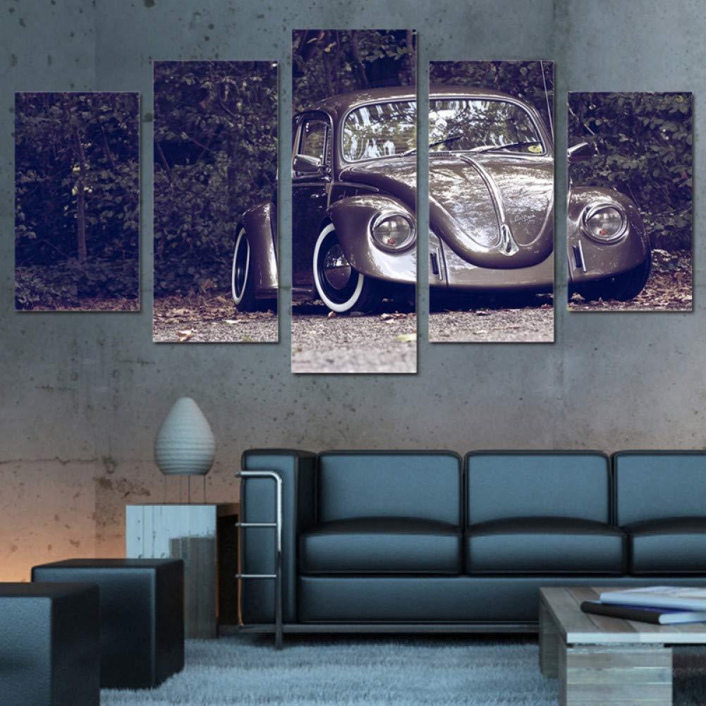 los últimos modelos No Frame 20x35 20x35 20x35 20x45 20x55cm YHEGV Impresiones sobre Lienzo Arte Abstracto Arte de la Parojo Cuadros Enmarcados Decoración para el hogar Foto 5 Unidadeslandscape HD Impresos Lienzos  venta directa de fábrica