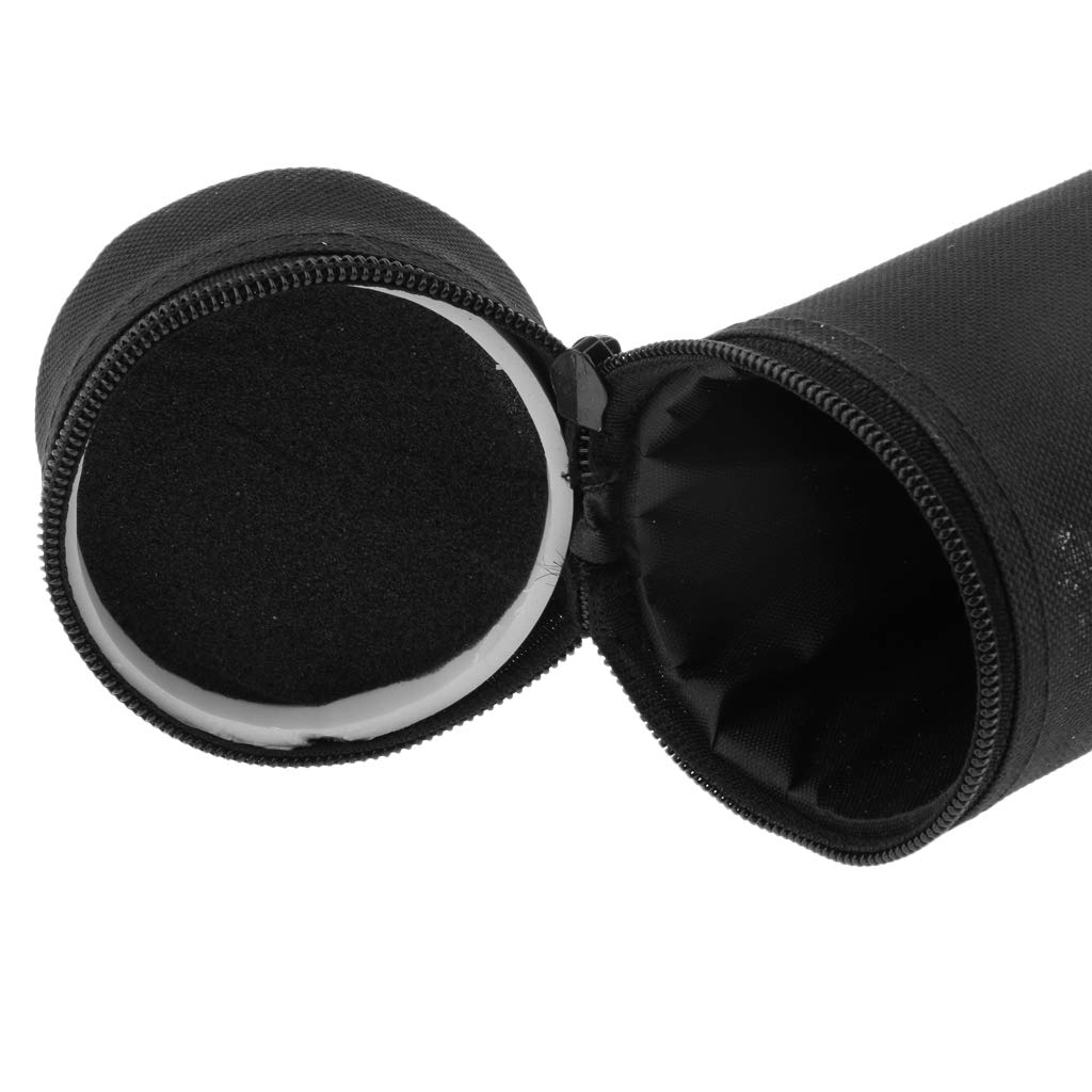 Homyl 2X Tube Canne de P/êche Protection Tige de P/êche Support Remplacement 75cm 85cm