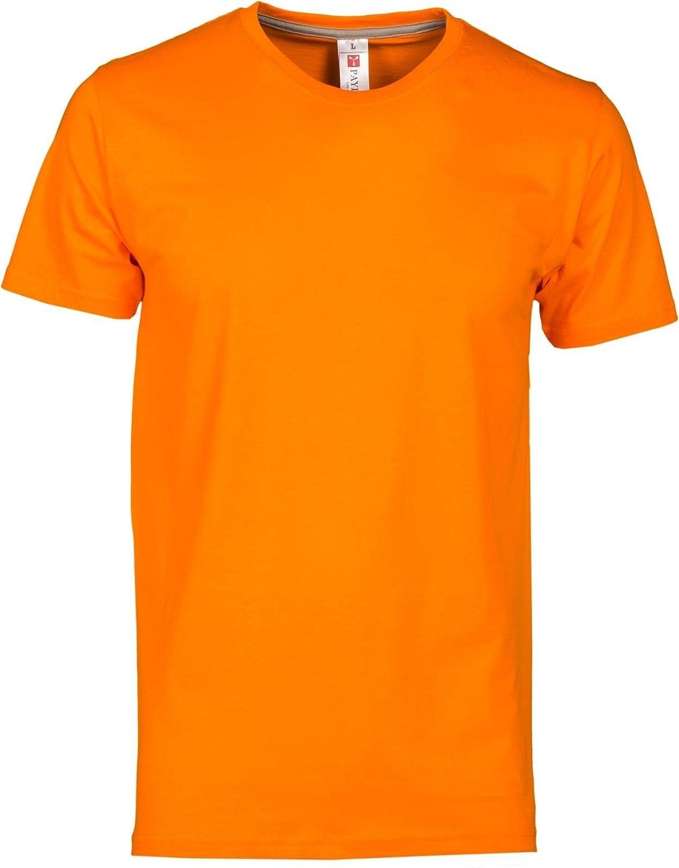 CHEMAGLIETTE! Pacchetto 5 T-Shirt Uomo Magliette da Lavoro Cotone Payper Sunset Prezzo Stock PayperSunsetX5