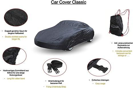 Personnalisez NImporte Quel Mod/èle Housses Pour Auto Voiture Compatible Avec Audi A4 Avant//A6 Hybrid//allroad//A8L Etanche Anti-gel Tissu Oxford Garage Respirant Housse Protection Pare-Brise Garage