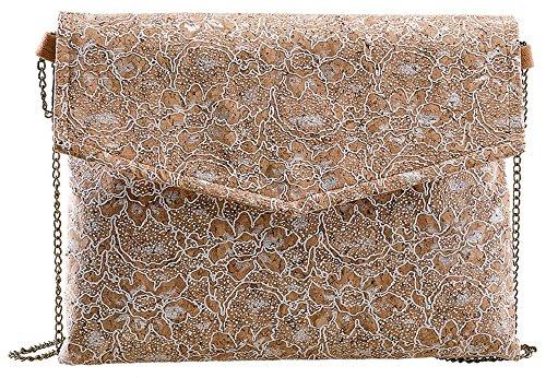 Jozoxon Cross Body Shoulders Bag Cork (Cork Purse)