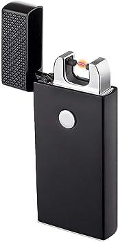 Teccpo TDEL01P Windproof Electronic Arc Lighter