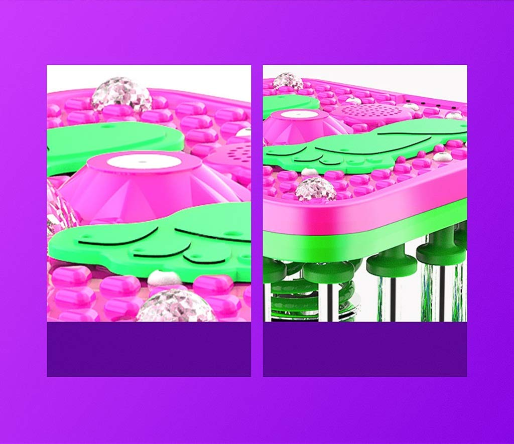 SZQ Máquina de la cintura delgada doble primavera, equipo de la cintura que tuerce Movimiento multifuncional Dispositivo de la pérdida de peso de la placa ...