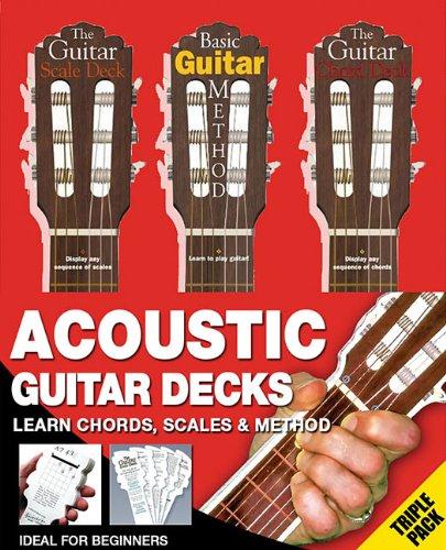 Triple Deck (Acoustic) (Guitar Triple Deck)