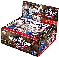 2018 Topps Opening Day Baseball Hobby Box (36 Packs/7 Cards)