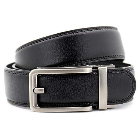 Guolipin Cinturones de Hombre Cinturón para Hombre Vestido ...