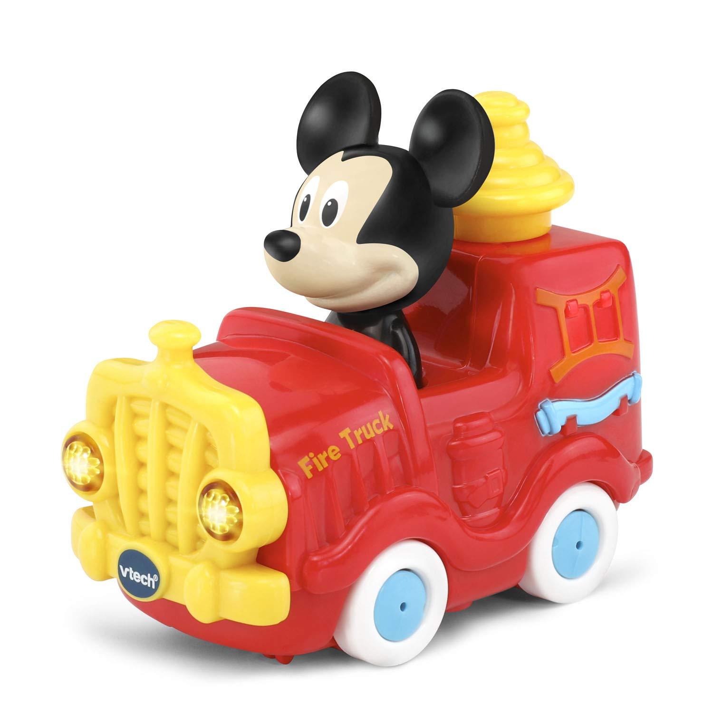 VTech Go! Go! Smart Wheels Mickey Mouse Silly Slides Fire Station by VTech (Image #2)