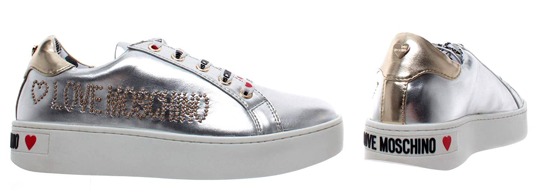 Platform Con Sneakers Donna Ja15243g17ic0902 Love Scarpe Moschino xXHqw1S