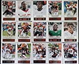 2014 Score Football Cincinnati Bengals Team Set In a Protective Case - 15 Cards Including A.J. Green (2), Geno Atkins (2), Darqueze Dennard RC, AJ McCarron RC, Andy Dalton, Jeremy Hill RC, Tyler Eifert, Vontaze Burfict, Jermaine Gresham, BenJarvus Green-Ellis, Giovani Bernard, and Marvin Jones.