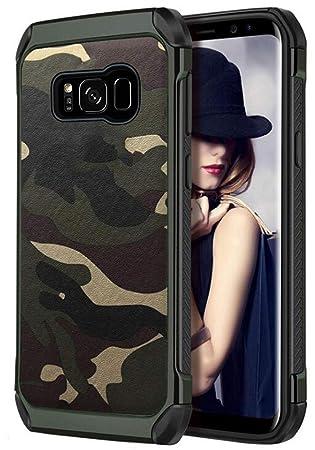 FDTCYDS - Carcasa Galaxy S8, Premium glamoures - Funda ...