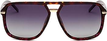 Privé revaux Icon- anteojos de sol polarizados, modelo aviador, colección The bruce