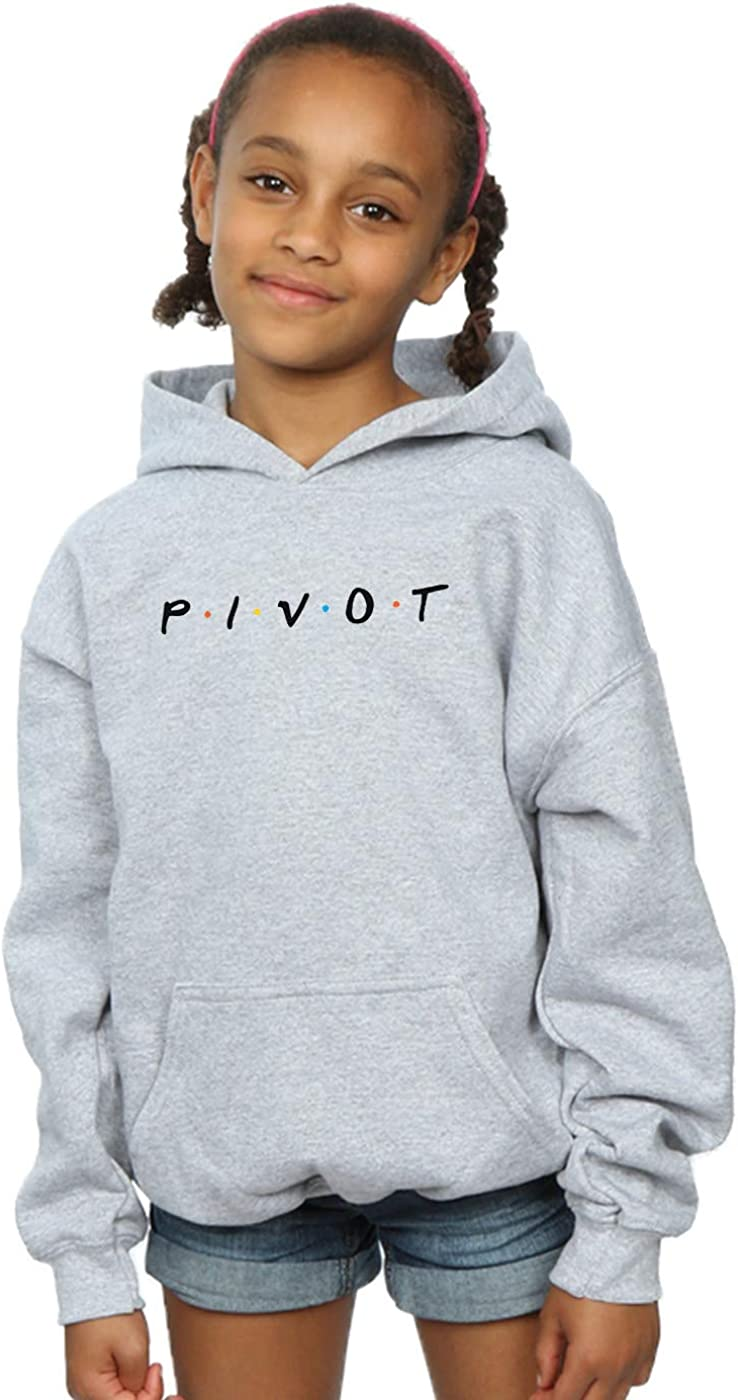 Absolute Cult Friends Girls Pivot Logo Hoodie
