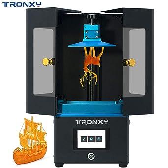 TRONXY Ultrabot SLA - Impresora 3D con pantalla táctil de 5 ...