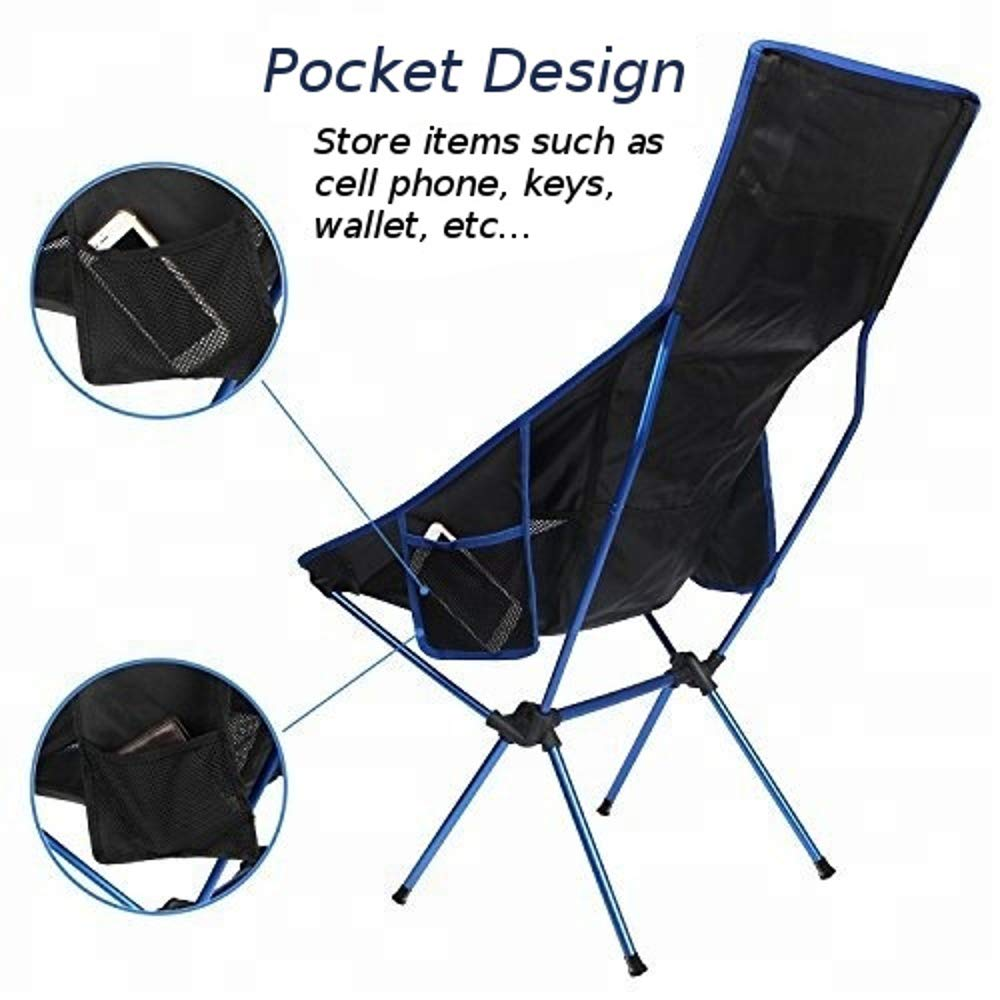 Sensational Amazon Com Duralounge Portable Lightweight Folding High Frankydiablos Diy Chair Ideas Frankydiabloscom
