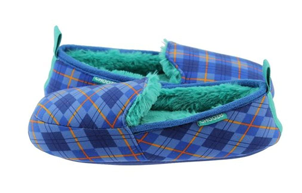 Order UP Runs Small CHOOZE Boys Slippers Sizes from Little Boys Size 7 to Youth Boys Size 5