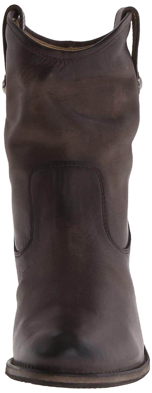 FRYE Women's Jackie Button Short Boot B00TPUNZ6M 8.5 B(M) US|Slate-76593