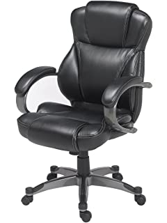 Charmant Z Line Executive Chair With Deluxe Memory Foam