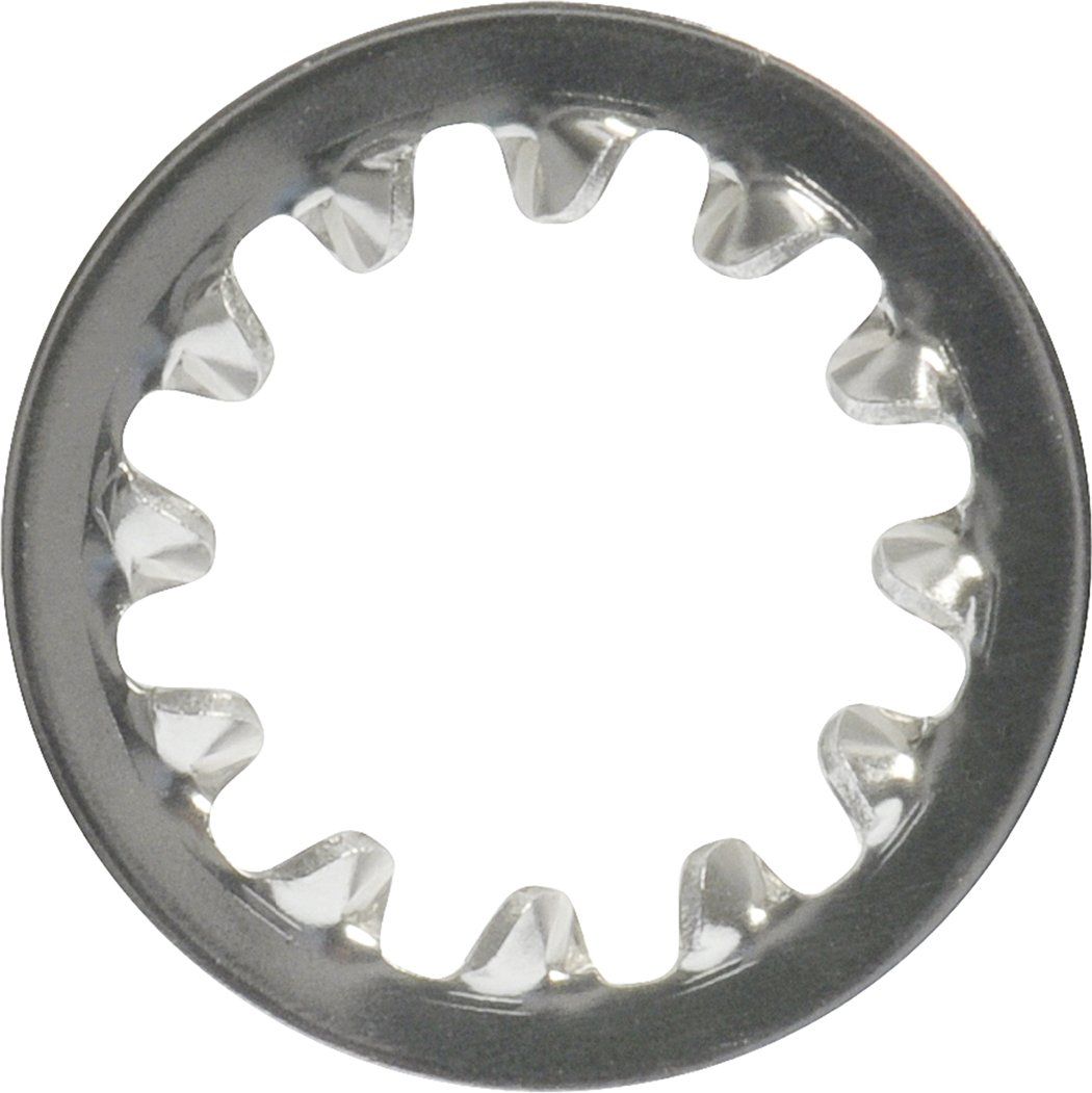 The Hillman Group 43794 1 4 Inch Internal Tooth Lock Washer Stainless Steel 50 Pack
