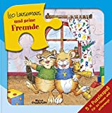 Leo Lausemaus und seine Freunde: Pappbuch mit 10 verstärkten Pappseiten mit 5 Puzzlen à 16 Puzzleteilen; mit 5 neuen Leo Lausemaus Geschichten (Lingoli)