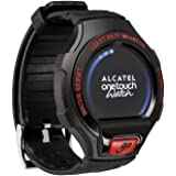 Alcatel OneTouch Go Watch Small/Medium - Smart Watch (Black/Red)